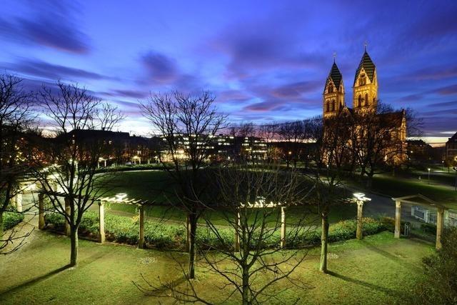 Der Stühlinger Kirchplatz – ein Platz für ganz viele