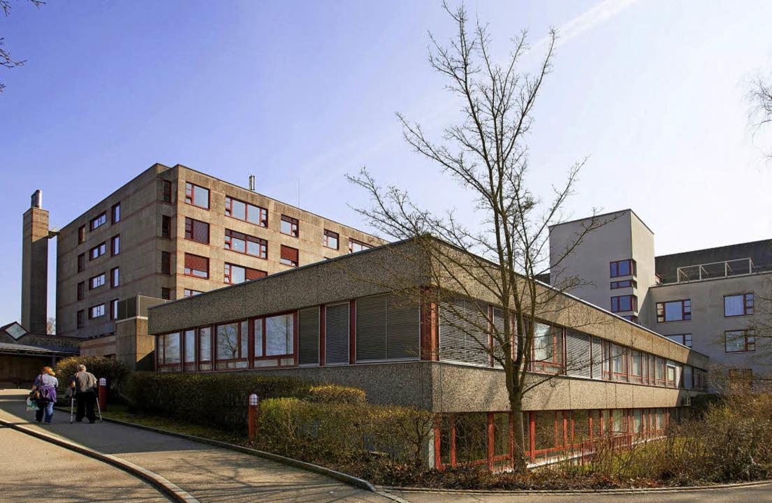 Der Betrieb im Spital Laufenburg lohnt...as Gesundheitszentrum Fricktal nicht.     Foto:  Privat