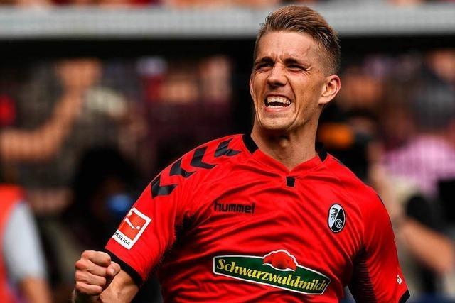 SC Freiburg gegen Köln: Happy-End nach Herzschlagfinale