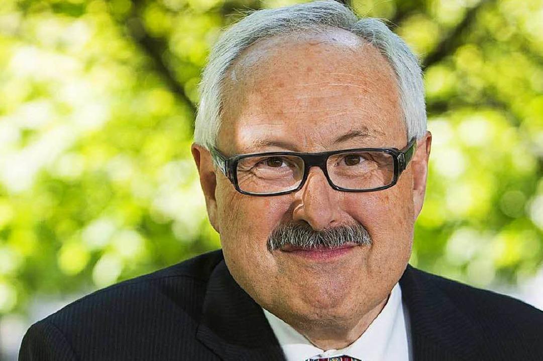 ZVEI-Präsident Michael Ziesemer  | Foto: Endress+Hauser