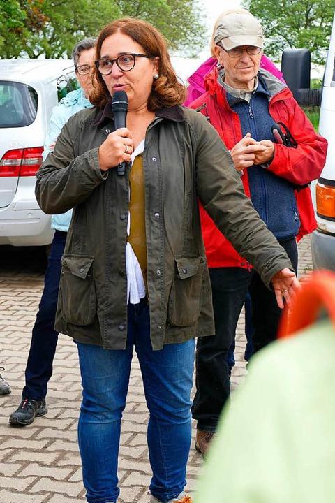 Sonja Mathis-Stich  | Foto: Nikola Vogt