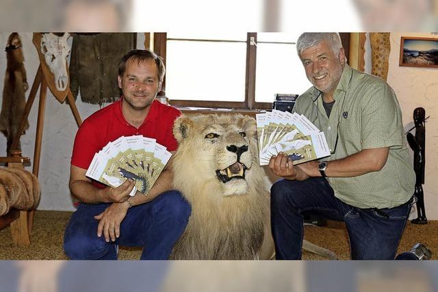 Wo sich Eisbär, Luchs und Löwe begegnen