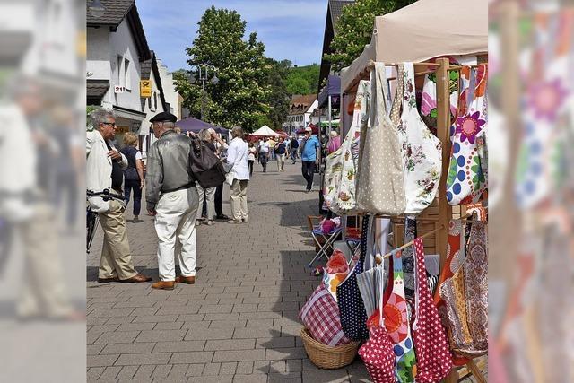 Frühlingsmarkt im Wetterglück