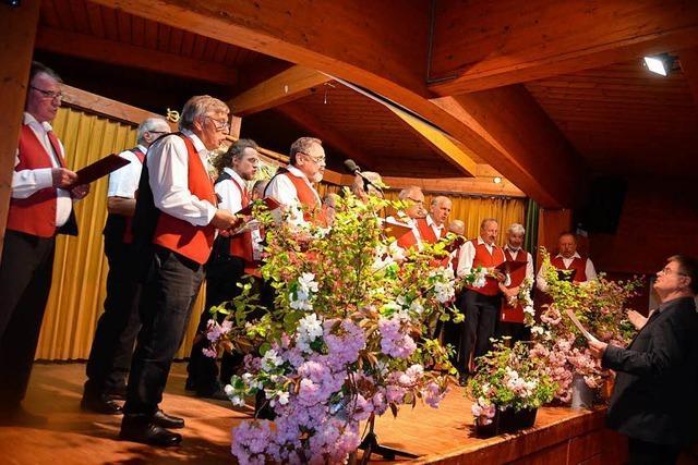 Sängerbund feiert 175. Geburtstag