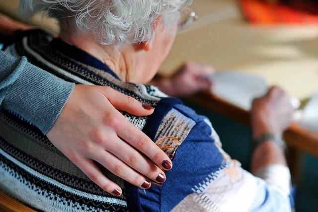 Senioren sollen in kleineren Hausgemeinschaften leben