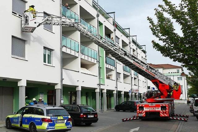 Fehlalarm: Aufregung in Bad Krozingens Innenstadt