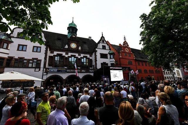 Freiburger OB-Wahl: Prognosen für den zweiten Wahlgang sind kaum möglich