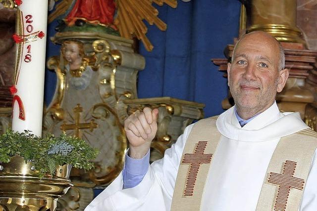 Pfarrer Heinz Vogel geht im Januar nach Radolfzell
