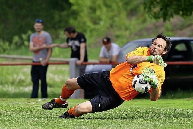 Sportfreunde Kürzell schlagen den SV Zunsweier