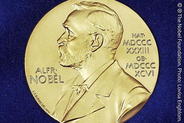 Kein Nobelpreis in diesem Jahr?