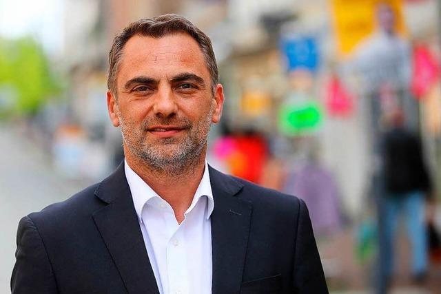 Breisacher Julian Vonarb wird OB in Gera – gegen die AfD
