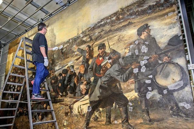 Die Staatsgalerie in Stuttgart feiert ihren 175. Geburtstag