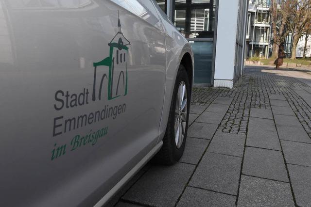 Alle drei gestohlenen Autos der Stadt Emmendingen wurden wieder gefunden