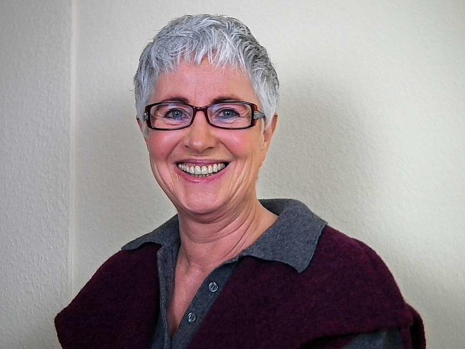 Eva Maria Kreis ist Pädagogin und hält... arbeitet sie an einem Buch zum Thema.  | Foto: Privat
