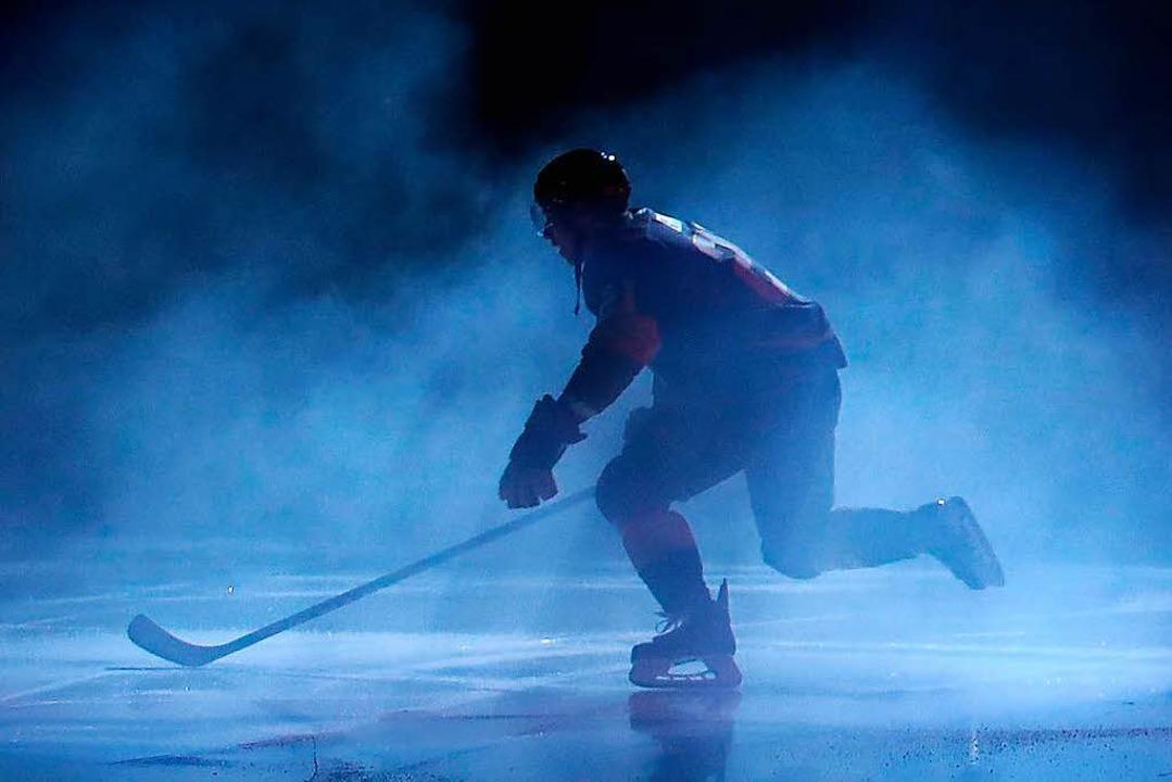 Eishockey hat in Deutschland plötzlich an Popularität gewonnen.    Foto: AFP