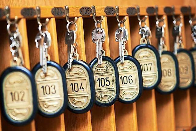 Wie gehen Hotels mit unangekündigten Gästen um? Eine Umfrage in Titisee