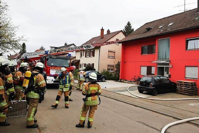 13-Jähriger nach Brand in Villingen-Schwenningen in Lebensgefahr