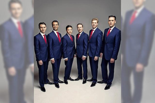 The King's Singers mit