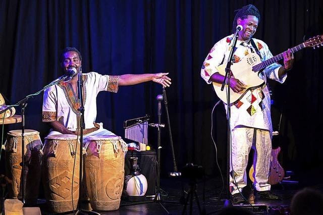 Reise in die Afrikanische Kultur in Badenweiler