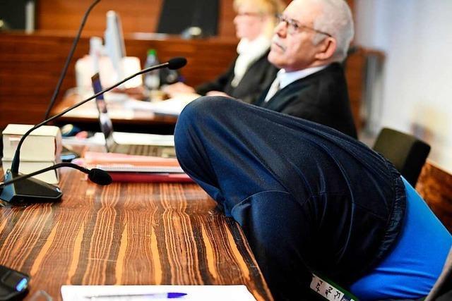 Lebenslange Haftstrafe im Teninger Tötungsdelikt: Nasr-Eddine B. geht in Revision