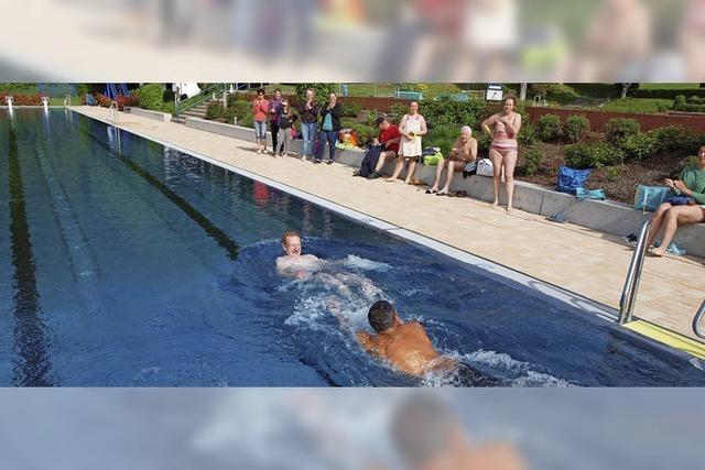 700 Jahreskarten fürs Schwimmbad verkauft