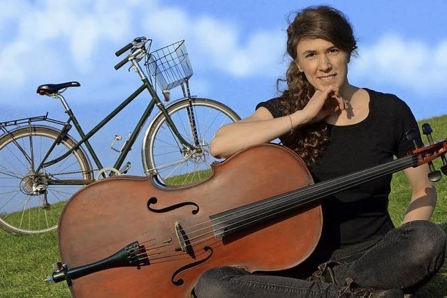 Die dänische Violoncellistin Ida Riegels gibt am Sonntag, 6., und Montag, 7. Mai, zwei Konzerte in Bad Säckingen