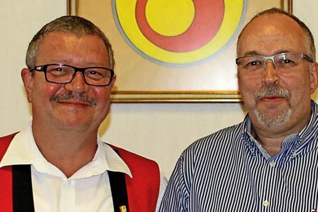 Vorstandswechsel beim Musikverein Heiligenzell