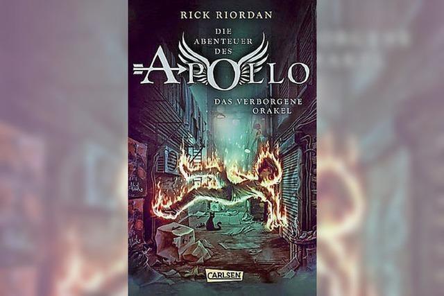 JUNGE KRITIKER I: Apollo in der Mülltonne