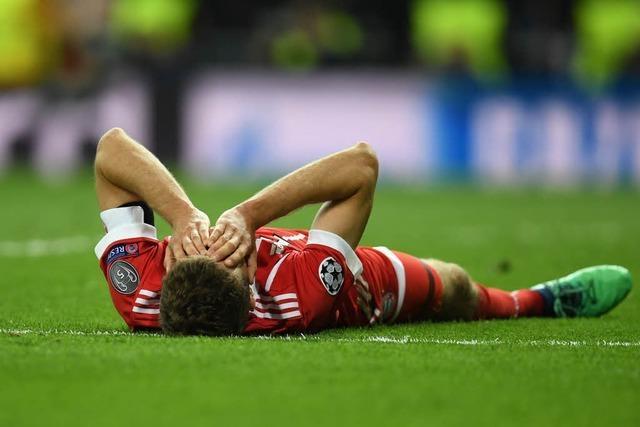 FC Bayern spielt 2:2 gegen Real Madrid und verpasst Einzug ins Finale