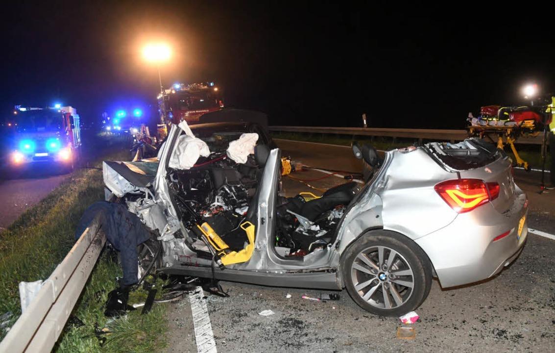 Der Unfall hat sich auf der L98 ereignet.  | Foto: Wolfgang Künstle