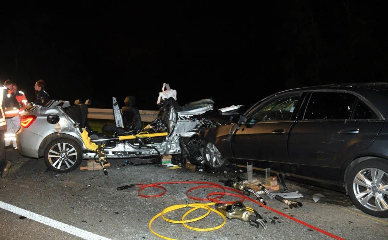 Die L98, auf der der Unfall stattfand, ist in der Regel nicht stark befahren.  | Foto: Wolfgang Künstle