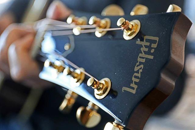 Der E-Gitarren-Hersteller Gibson ist pleite