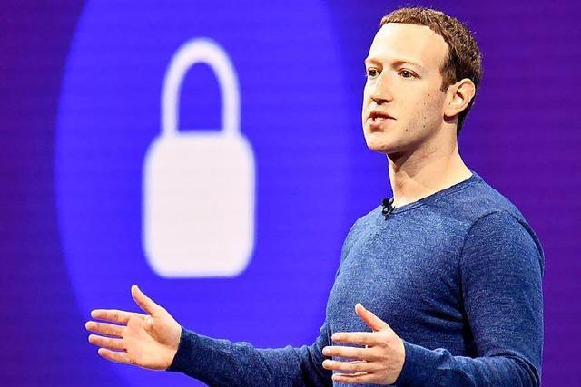 Flirten bei Facebook – Zuckerberg kündigt Partnersuche-Funktion an