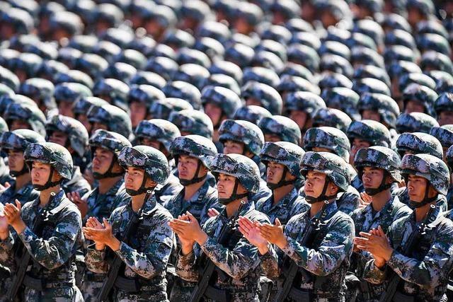 Die weltweiten Militärausgaben sind so hoch wie seit Ende des Kalten Kriegs nicht mehr