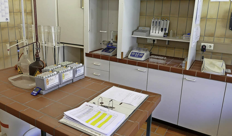 Das Labor wird mit Blick auf kurze Wege ins Erdgeschoss verlegt.  | Foto: Ralf Morys