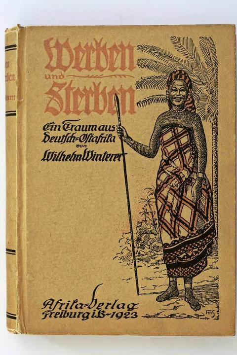 Der Roman von Wilhelm Winterer  | Foto: Repro: Ingo Schneider
