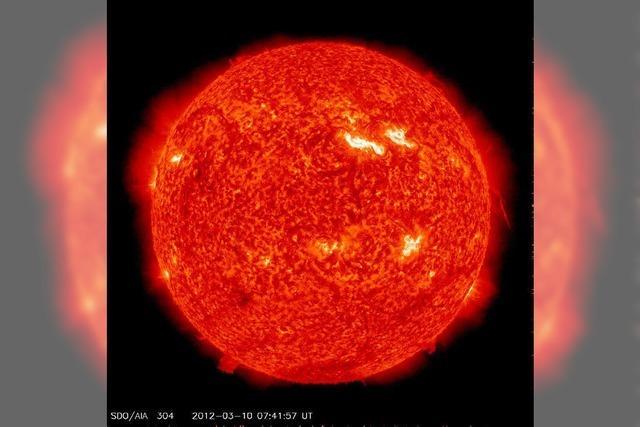 Sonne könnte künftig weniger stark strahlen, vermuten Forscher