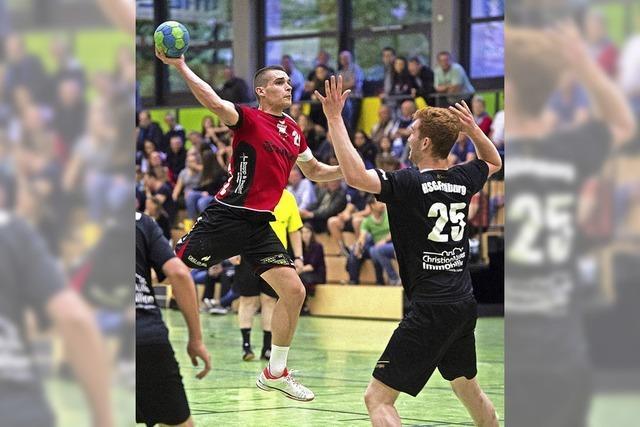 Handballer auf Erfolgskurs: