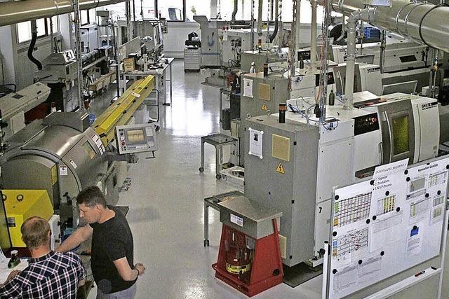 70 neue Arbeitsplätze im Baarstädtle