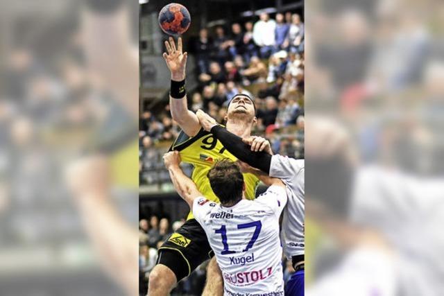 Abschied eines Handball-Dinos