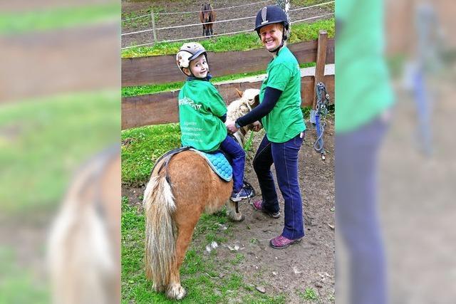Auf Pferderücken zur Genesung