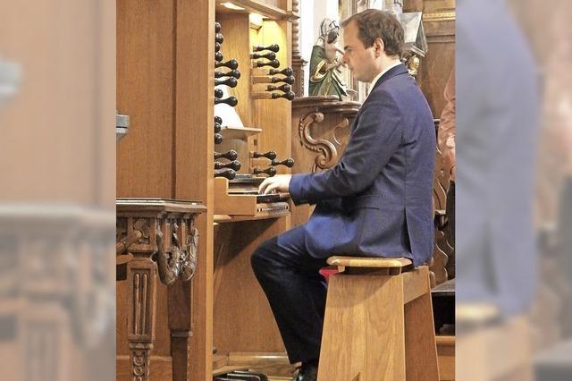 Orgelklassiker mit neuer Note