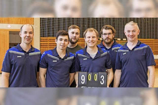 TTC Friesenheim kehrt zurück in die Bezirksklasse