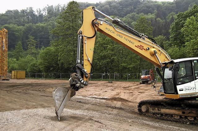 Diakonie beginnt mit Arbeiten für den Neubau