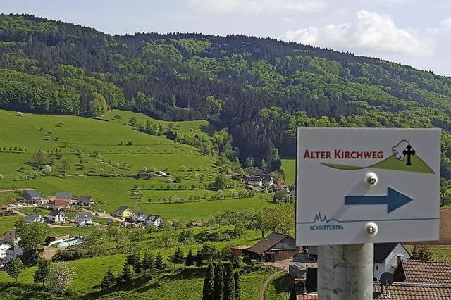 Dörlinbach hat einen neuen Wanderweg