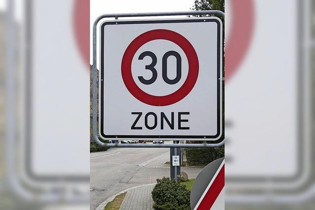 SPD-Fraktion will Verlängerung der Tempo-30-Regelung