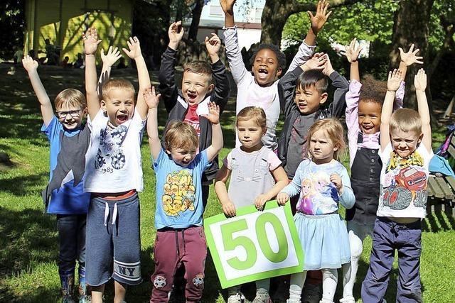 Kita St. Michael wird 50 Jahre