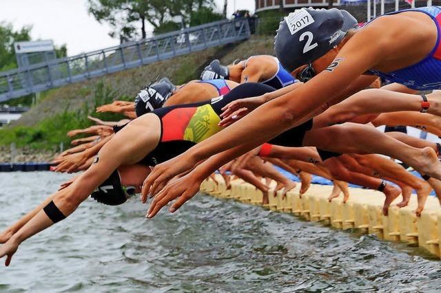 Rheinfelder Triathlon feiert runden Geburtstag