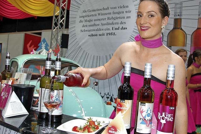 Das Abc zur Badischen Weinmesse