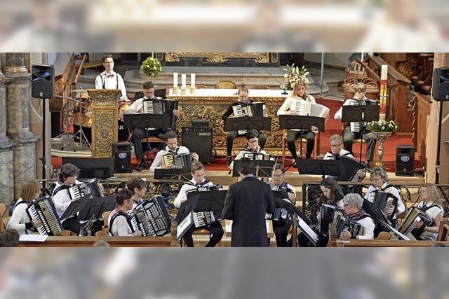 Besondere Melodien in besonderem Raum